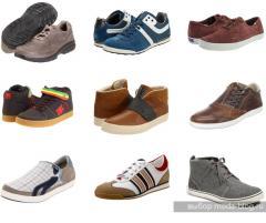 Footwear model man's Original Stock