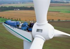Установки ветроэнергетические
