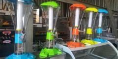 Equipos de fabricación de la cerveza