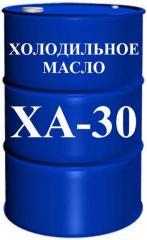 HA-30 oil, Karaganda