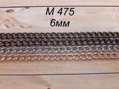 M475 Цепь круглая 6 мм