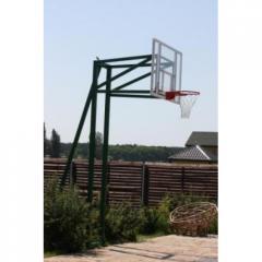 Баскетбольная стойка 1 пара(2шт) H=3500м 1800*1200