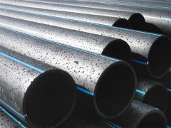 Полиэтиленовые трубы напорные газовые