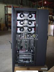 Panels for server racks
