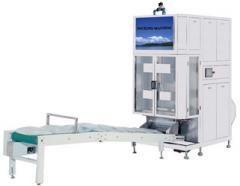 Автоматическое оборудование для упаковки воды в
