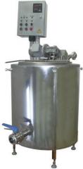 Ванна длительной пастеризации ИПКС-072-100(Н), 110