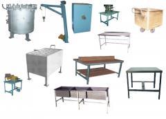 Комплект оборудования для производства тушенки в