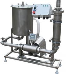 Комплект оборудования для учета(21000 л/ч) и