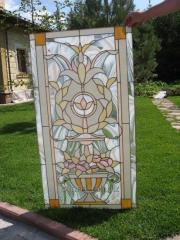 Tifana stained-glass windows