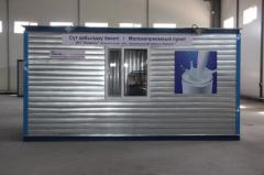 Оборудование для переработки молока и производства молочных продуктов
