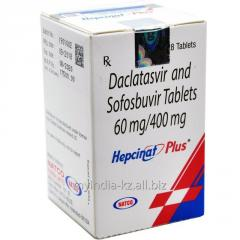 Hepcinat Plus* ,  Natco,  Daclatasvir and...