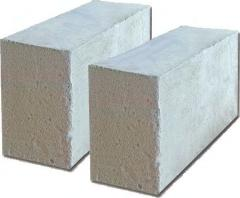 Foam concrete blocks, production Makinsk, Makinsky