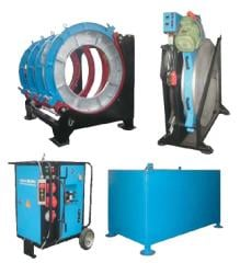 AL 1200 welding machine