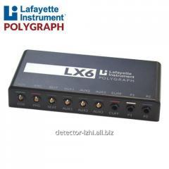 Компьютерный полиграф LX6-S