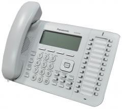 KX-NT543RU IP системный телефон, 3-строчный LCD