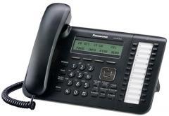 KX-NT543RU-B IP системный телефон, 3-строчный LCD