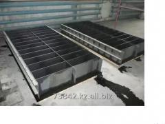 Units mobile for the preparation of