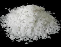 Натр едкий  ( сода каустическая чешуированная )