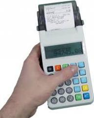 Кассовый аппарат Миника 1105 версия онлайн