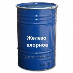 Железо хлорное (хлорид железа III, раствор) СТО