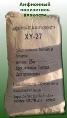 Разжижитель (ионная полимерная добавка для