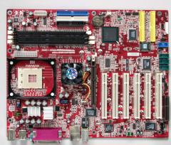 Accessories: motherboards