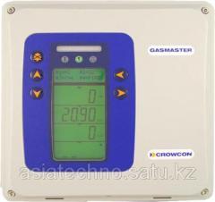 Контрольная панель для мониторинга газовой и пожарной опасности Gasmaster