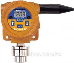 Детектор токсических газов и кислорода с дисплеем TXgard Plus