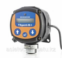 Детектор токсических газов и кислорода с дисплеем TXgard-IS+