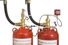 Система пожаротушения Kidde GX20 FM-200