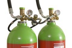 Система газового пожаротушения на основе инертного газа ГОТВ ARGONITE® C60 (АРГОНАЙТ)
