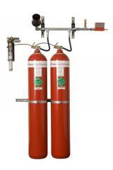 Система пожаротушения углекислым газом CO2