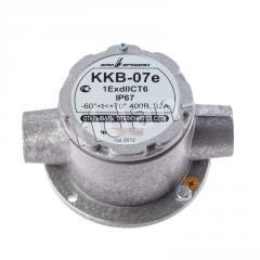 Коробка коммутационная взрывозащищенная проходная ККВ-07е-П