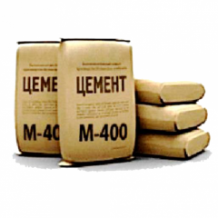 Cement in bags of m 400, Kostanay, the Kostanay