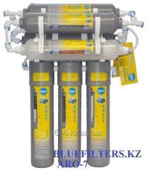 Фильтр для воды со структурированием