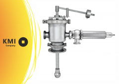 Клапан антивакуумный с весовым механизмом DN 100