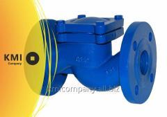 Safety valves for protection against return