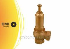 Клапан предохранительный 5362 р/р DN 65 AISI 304