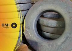 Кольцо стальное 1050х150 мм Ст40