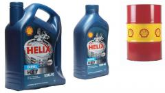 Semi-synthetic engine oils for the diesels HELIX