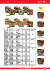 Формы бумажные для выпечки куличей, куличные формы