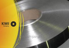 Лента алюминиевая 0,02х150 мм А7М ГОСТ 13726