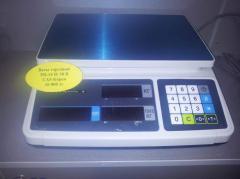 Scales trade PR 15B/30B (to 30 kg)