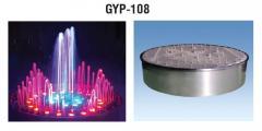 Светомузыкальные фонтаны (GYP-108)