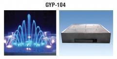 Светомузыкальные фонтаны (GYP-104)