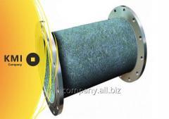 Патрубок чугунный фланцевый L= 1500 мм ПФ 100 ГОСТ