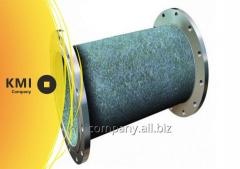 Патрубок чугунный фланцевый L= 2000 мм ПФ 100 ГОСТ