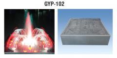 Светомузыкальные фонтаны (GYP-102)