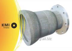 Переход чугунный раструб фланец ХРФ 150x100 мм