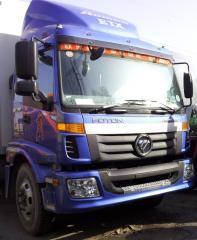 Onboard truck Auman 3 series